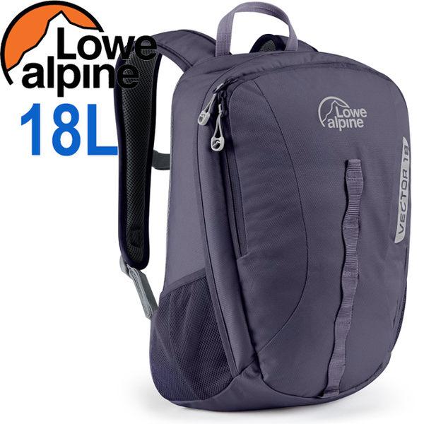 Lowe Alpine FDP56-18V茄紫 Vector 18L透氣休閒背包/健行背包/日行背包/多功能背包/運動背包