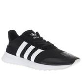 【蟹老闆】Adidas Flashback  李聖經著用款  經典黑鞋 限量 男女鞋