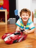 遙控車 迷你兒童玩具汽車小型變形特技吸墻男孩4-12歲 【原本良品】