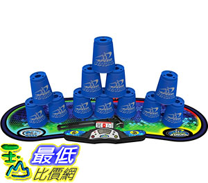 [8美國直購] Speed Stacks Competitor Sport Stacking Set B0089M2Z18