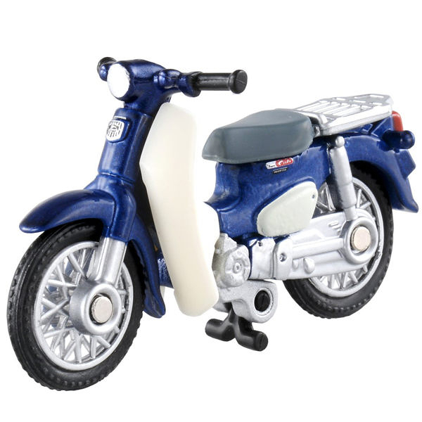 TOMICA多美小汽車 No.87 本田Honda Super Cub摩托車 (TAKARA TOMY) 87997