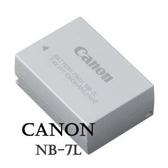 【晶豪泰】Canon NB-7L  原廠 電池 (裸裝) G10 / G11 / G12 / SX30 相機專用