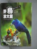 【書寶二手書T4/動植物_NOV】野鳥放大鏡-住行篇_許晉榮