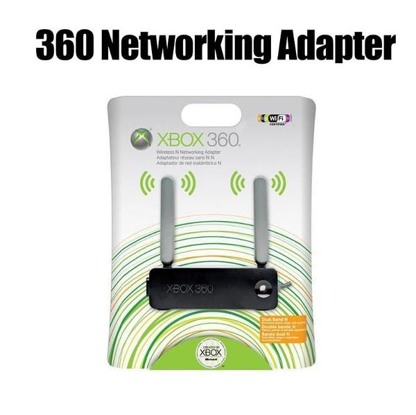 微軟Microsoft XBOX360網卡 360無線雙天線網卡 網絡適配器 無線wifi