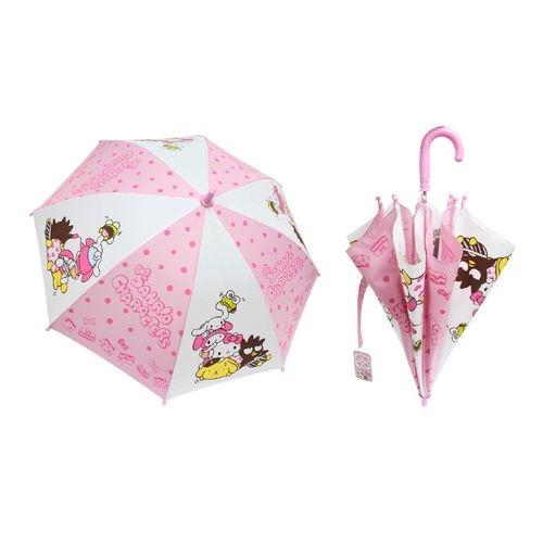 Hello Kitty 童傘(雨傘/兒童直傘)446-65374[衛立兒生活館]