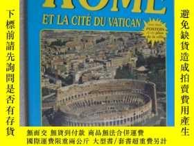 二手書博民逛書店rome罕見et la cite du vatican-nouv