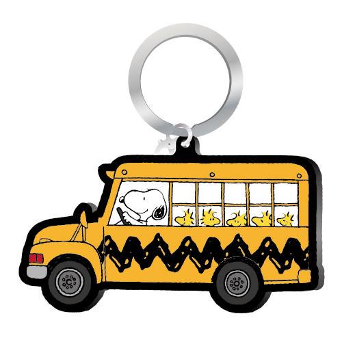 SNOOPY《School Bus》造型一卡通