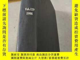 二手書博民逛書店popular罕見science Vol.229 1986 科普