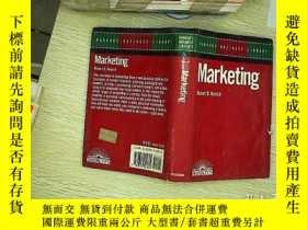 二手書博民逛書店Marketing罕見營銷Y203004