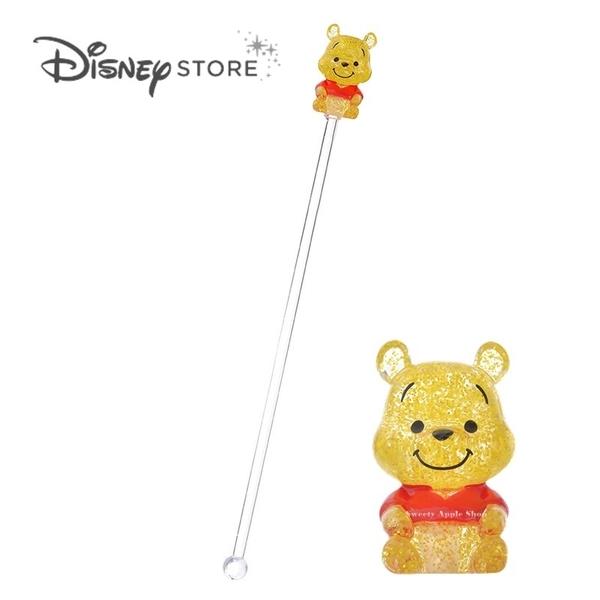 (現貨&日本實拍)日本 DISNEY STORE 迪士尼商店限定 小熊維尼 攪拌棒