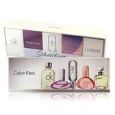 Calvin Klein CK 女性小香水禮盒五件組【新高橋藥妝】