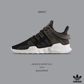 IMPACT Adidas Originals EQT Support ADV J 黑 白 編織 條紋 女鞋 運動 慢跑 休閒 百搭 CP9784 CP9557