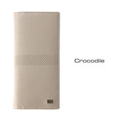 Crocodile Punch 系列長夾 0103-07901