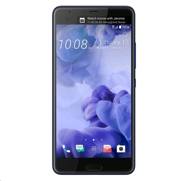 全新 保固一年 HTC U Ultra 5.7吋 4/64GB(U-1U) 雙卡雙待 S821高通核心 1600萬畫速