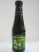 味榮~有機黑豆蔭油露320毫升/罐(極釀)