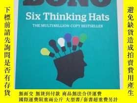 二手書博民逛書店Six罕見Thinking HatsY146830 Edward De Bono (Author) Peng