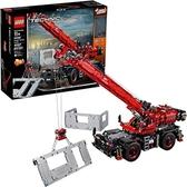 LEGO 樂高 技術越野起重機 42082 (4056件)
