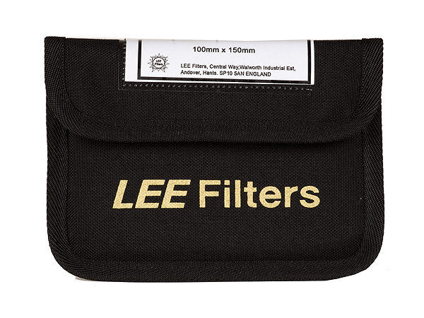 LEE 9ND GRAD HARD 短切 (漸層較少) 漸層減光鏡 附尼龍保護袋