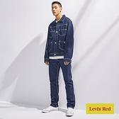 Levis Red 工裝手稿風復刻再造 男款 上寬下窄 502 Taper牛仔褲 / 原色 / 彈性布料