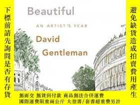 二手書博民逛書店London,罕見You re Beautiful An Artist s YearY255562 David