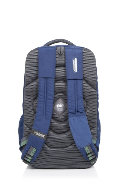 AT 美國旅行者 15吋筆電後背包 輕量後背包 American Tourister HB4*09002 (黑/藍)