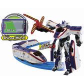 《 TOMICA 》DXS 新幹線機器人 E3 翼號╭★ JOYBUS玩具百貨