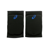 Asics Volleyball Knee Pads [Z11906-9043] 護膝 排球 運動 防護 透氣 黑藍