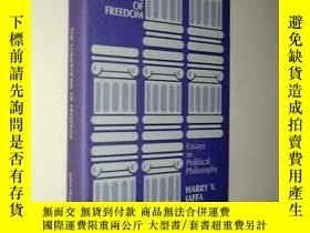 二手書博民逛書店The罕見Conditions Of FreedomY256260 Professor Harry V. Ja