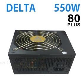 台達POWER 銅牌 550W 80Plus 全電壓電源供應器