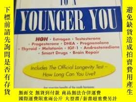 二手書博民逛書店Ten罕見weeks to a younger youY6856