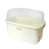 【大高島碗籃組】KEYWAY 聯府 台灣製造 瀝水盆 碗盆 筷籠 D-645 [百貨通]