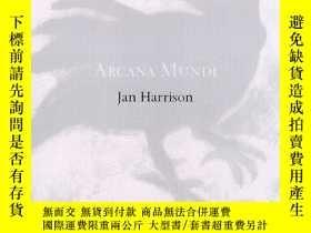 二手書博民逛書店Arcana罕見Mundi: Selected Works on PaperY360448 Jan Harri