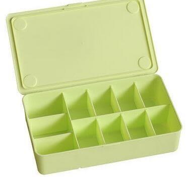 褲整理箱儲物盒衣櫃抽屜內衣收納盒襪子收納箱塑料有蓋桌面文胸內【全館88折起】
