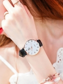 防水超薄皮帶2020年新款手錶女INS風學生韓版時尚氣質石英女表潮 polygirl