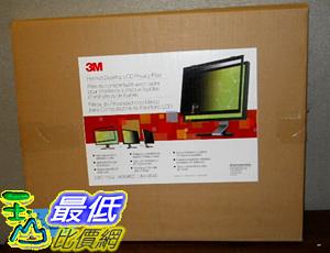 "[104美國直購] 3M PF19.0W Privacy Filter for Widescreen 螢幕LCD護目防窺片 19寬螢幕 19.0"" (10.1吋x 16.1吋)"