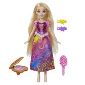 孩之寶 HASBRO 迪士尼彩虹裝扮頭髮樂佩公主