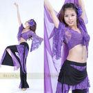 浪漫古典蕾絲兩件式肚皮舞套裝.肚皮舞蹈服...