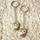 鑰匙圈 吊飾 可愛貓咪 i917ღ