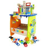 樂兒學嚴選 木製玩具DIY益智工具桌(BTK319)