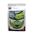 日本 Disney迪士尼棉質圍兜 雙面單入-三眼怪(D2C00-80)  -超級BABY
