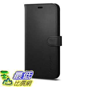 [106 美國直購] Spigen 565CS21635 黑色 [Wallet S] Samsung Galaxy S8 Case 皮夾式 手機皮套 保護套