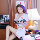 情趣內衣性感護士短裙小胸緊身制服職業可愛女仆角色扮演大碼套裝【六月爆賣好康低價購】
