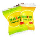 年貨大街 ‧散糖硬糖區‧ 檸檬C梅糖 300g(半斤)【合迷雅好物超級商城】