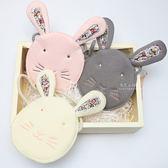 大臉長耳兔斜背造型小包包 側背包 包包 斜背包 造型包包 肩背包