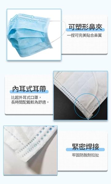 現貨!台灣製 昆陽 平面醫療口罩 曜石黑 50入 成人平面口罩 醫用口罩 雙鋼印 成人口罩 #捕夢網