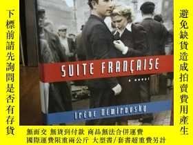 二手書博民逛書店Suite罕見Française 【法文原版,精裝16開本,毛邊
