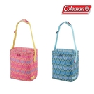 [Coleman] 19L 紅、藍葉圖騰保冷袋 (CM-22221、CM-22227)