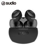 【Sudio】瑞典設計 真 無線藍牙耳機(Tolv R/ 黑)