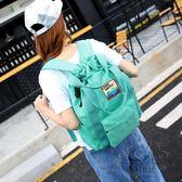 (百貨週年慶)大容量女媽咪包多功能單後背包袋正韓外出母嬰背包