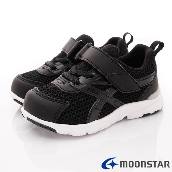 日本Moonstar機能童鞋 HI系列2E機能款 22566黑(中小童段)